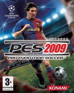 دانلود بازی Pro Evolution Soccer 2009 برای موبایل – بازی جاوا